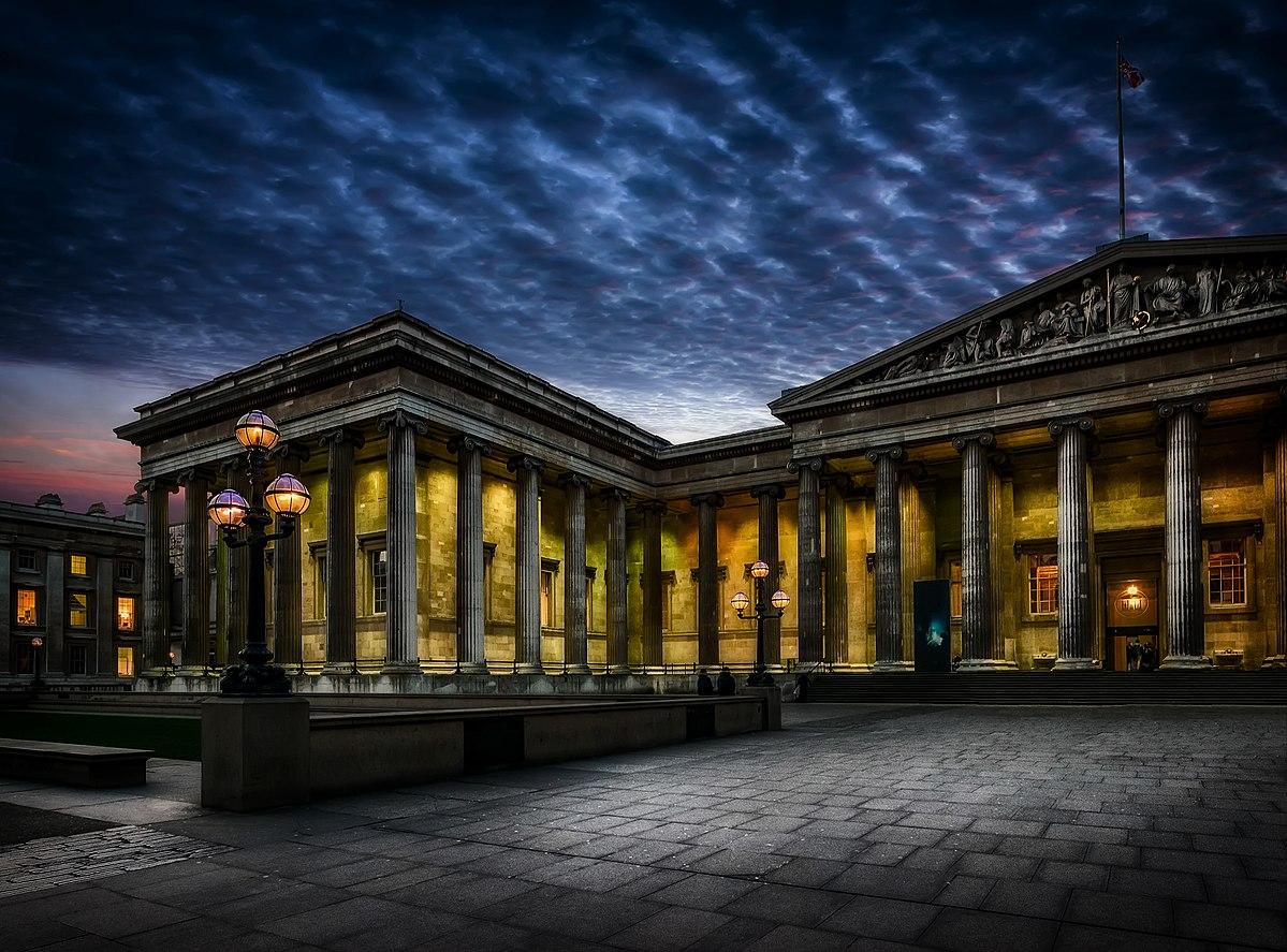 British Museum Wikimedia Commons