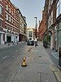 Britton Street in Clerkenwell, looking north (geograph 6031196).jpg