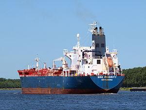 Bro Priority at Port of Amsterdam, 2009 04.JPG