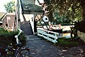 Broek in Waterland, the wooden bridge.jpg