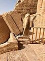 Broken Statue, The Great Temple of Ramses II, Abu Simbel, AG, EGY (48017123141).jpg