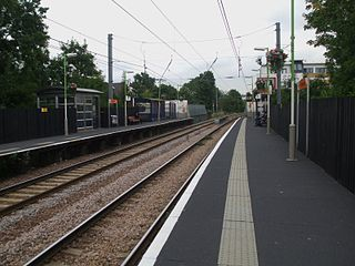 Brondesbury railway station