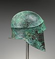 Bronze helmet of Illyrian type MET DP282865.jpg