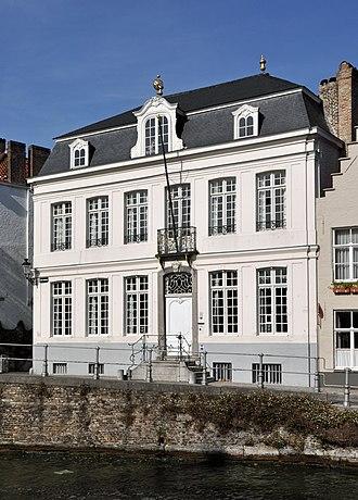 The Nun's Story (film) - Image: Brugge Sint Annarei 22 R01
