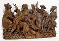Bruxelles (attr.), caduta di cristo nella via crucis, 1500-25 ca.jpg
