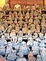 Buddhas in Sisaket temple.jpg