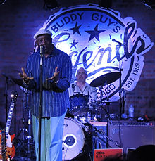 Buddy Guy at Legends, 2013.jpg