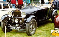 Bugatti Type 49 thumbnail