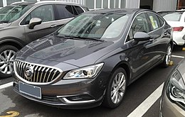 Buick Verano II sedan 2 China 2016-04-16.jpg