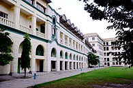 Main Building of St. Xavier's College