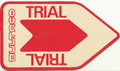 Bultaco Trial road sign.png