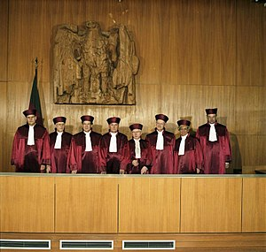Federal Constitutional Court - Second Senate 1989