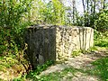 Bunker in Czchów, near Czchów Castle.jpg