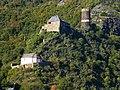 Burgen an der Mosel - Burg Bischofstein und Pauluskapelle - panoramio.jpg