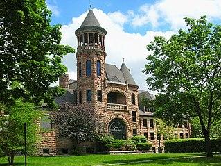 Olivet College Private Christian college in Olivet, Michigan, United States