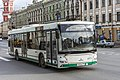 Bus MAZ-203-085 on Nevsky Avenue.jpg