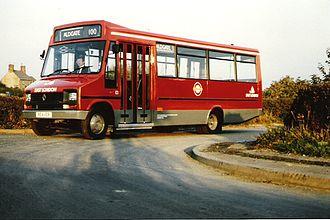 Reeve Burgess - Image: Buses & Ambulances 006