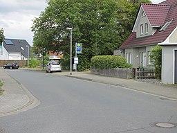 Höltjebaumstraße in Hannover