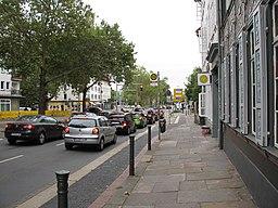 Südstraße in Braunschweig