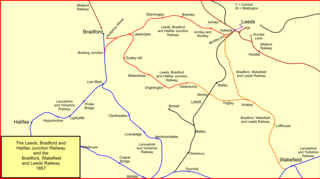 Bradford, Wakefield and Leeds Railway