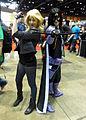 C2E2 2014 - Black Canary & Huntress (14268848531).jpg