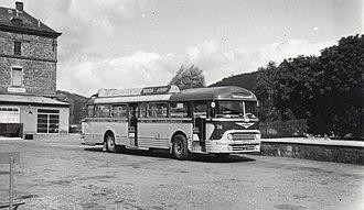 Société des usines Chausson - Image: CFL 36 Echternach 1973