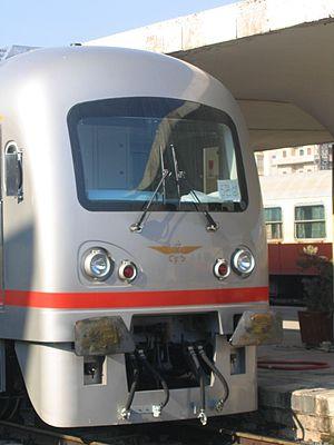 Hyundai Rotem - A Syrian Railways DMU