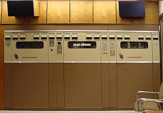 CHUM (AM) - The second 50 kW  CHUM transmitter installed in 1978 in Clarkson, Mississauga.