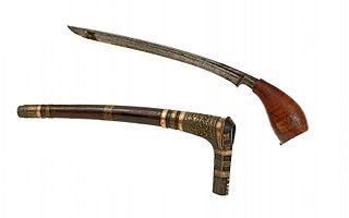 Sewar Type of Dagger