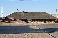 CPR rail station facing North.JPG