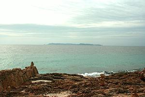 Cabrera, Balearic Islands - Image: Cabrera (Cap de ses Salines) 01 ies