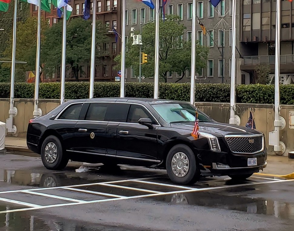 Cadillac One (September 2018)