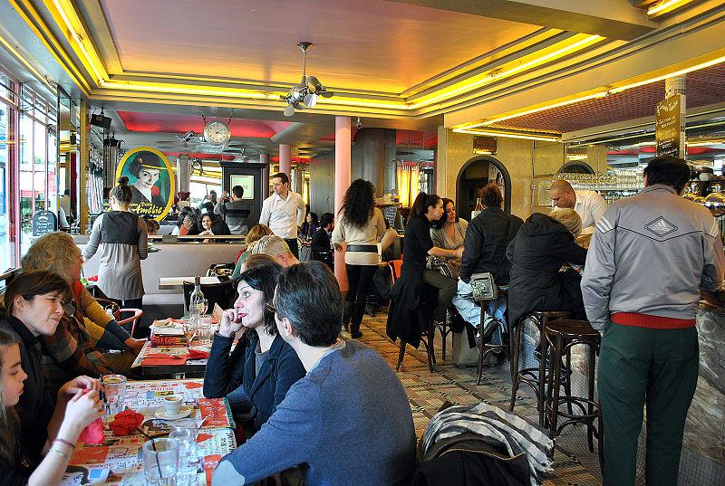 Caf Ef Bf Bd  Moulins Paris
