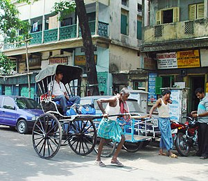 300px Calcutta rickshaw Sand, Water and Wheelchairs