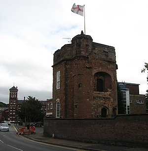 Kidderminster - Caldwall Castle