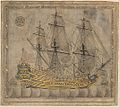 Calligraphic Galleon A.D. 1766 – 67.jpg