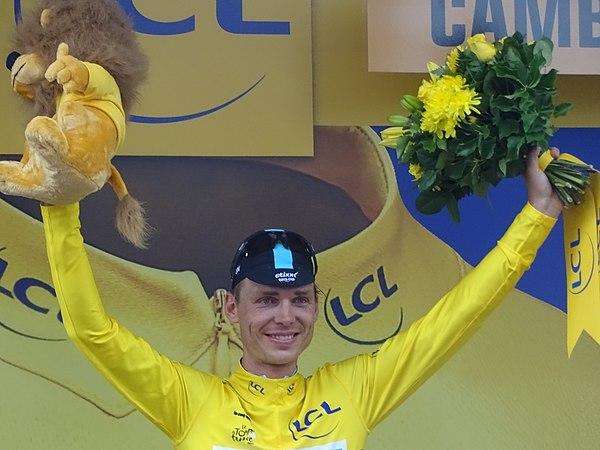 Cambrai - Tour de France, étape 4, 7 juillet 2015, arrivée (B15).JPG