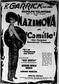 Camille (1921) - Ad 2.jpg
