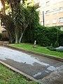 Can Tusquets- setembre 2011- estàtua.jpg