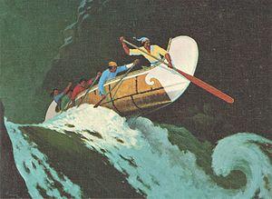 "Arthur Heming - ""Canadian Express"""