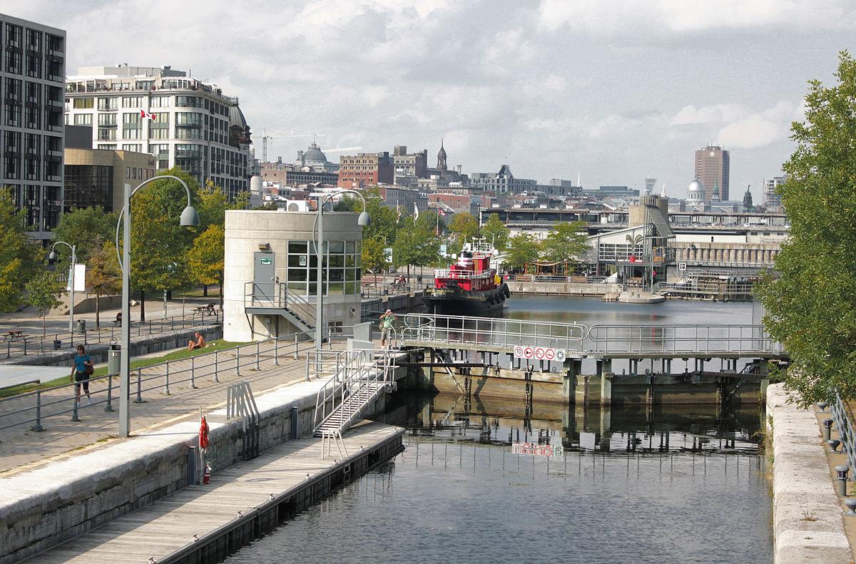 Canal de lachine wikip dia - Office du tourisme de montreal ...