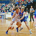 Canberra Capitals vs Logan Thunder 7 - Australian Institute of Sport Training Hall edit.jpg