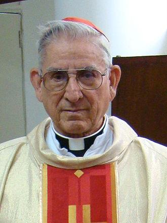 Darío Castrillón Hoyos - Image: Cardenal Darío Castrillon