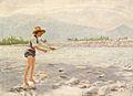 Carl Ernst von Stetten - Jeune pêcheur à la ligne.jpg