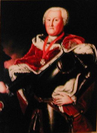 Charles Edzard, Prince of East Frisia - Charles Edzard, Prince of East Frisia
