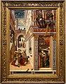 Carlo crivelli, annunciazione con sant'emidio, dalla chiesa dell'annunciazione ad ascoli 01.jpg