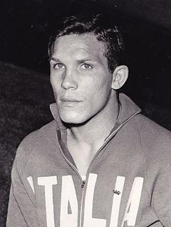 Carmelo Bossi Italian boxer