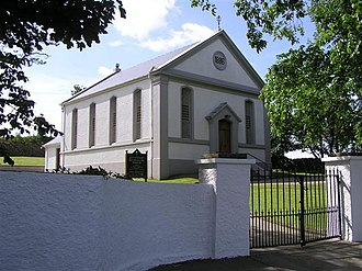 Presbyterian Church in Ireland - Carndonagh Presbyterian Church