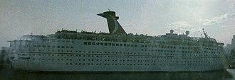 Henna (ship) - The vessel as Jubilee in 2000.