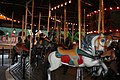 Carousel Horses at DelGrosso Park - panoramio (6).jpg